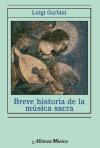 Libro Breve Historia De La Musica Sacra