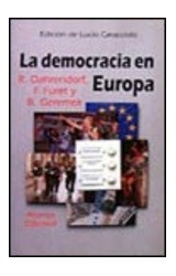 Papel LA DEMOCRACIA EN EUROPA
