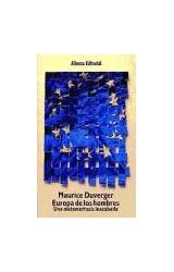 Papel EUROPA DE LOS HOMBRES