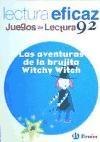 Libro Las Aventuras De La Brujita Witchy Witch