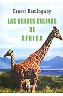 Papel VERDES COLINAS DE AFRICA (CARTONE)