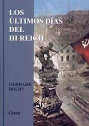 Libro Los Ultimos Dias Del Iii Reich