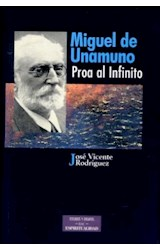 E-book Miguel de Unamuno, proa al infinito