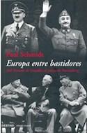 Papel EUROPA ENTRE BASTIDORES DEL TRATADO DE VERSALLES AL JUICIO DE NUREMBERG (IMAGO MUNDI) (CAR