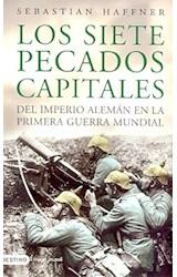 Papel LOS SIETE PECADOS CAPITALES