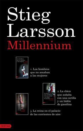 E-book Trilogía Millennium (Pack)