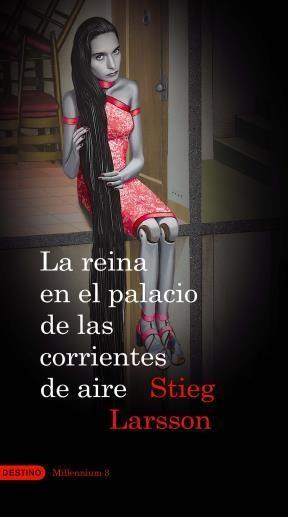 E-book La Reina En El Palacio De Las Corrientes De Aire (Serie Millennium 3)