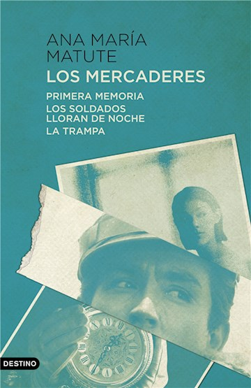 E-book Los Mercaderes
