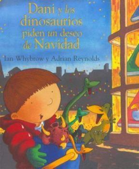 Papel Dani Y Los Dinosaurios Piden Un Deseo De Navidad