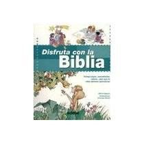 Papel Disfruta Con La Biblia