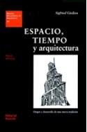 Papel ESPACIO TIEMPO Y ARQUITECTURA