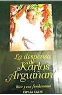 Papel DESPENSA DE KARLOS ARGUIÑANO (CARTONE)