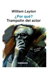 Papel ¨POR QUE? TRAMPOLIN DEL ACTOR