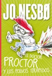 Papel Doctor Proctor Y Los Polvos Tirapedos
