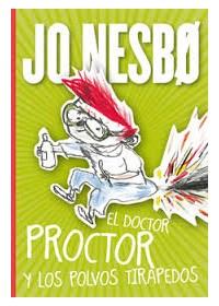 Papel El Doctor Proctor Y Los Polvos Tirapedos
