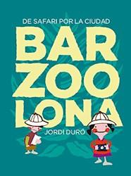 Libro Barzoolona : De Safari Por La Ciudad