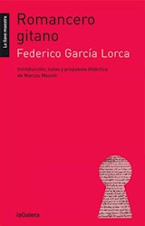 Libro Romancero Gitano