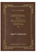 Papel HISTORIA DE LA FILOSOFIA GRIEGA III