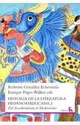 Papel HISTORIA DE LA LITERATURA HISPANOAMERICANA I