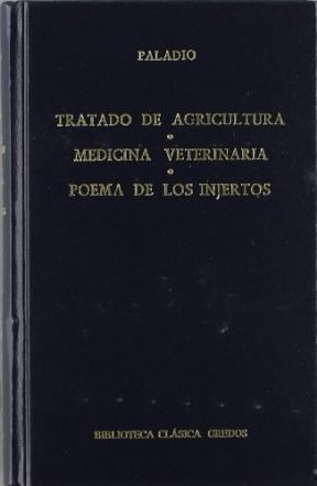 Papel Tratado Agricultura Medicina Veterinaria