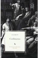 Papel CATILINARIAS [TRADUCCION JESUS ASPA] (BIBLIOTECA BASICA)