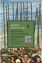 Papel HISTORIA DE LA ESPAÑA MODERNA