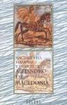 Papel Nacimiento Hazañas Y Muerte De Alejandro De Macedonio