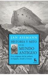 Papel HISTORIA Y MITO EN EL MUNDO ANTIGUO