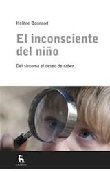 Papel EL INCONSCIENTE DEL NIÑO