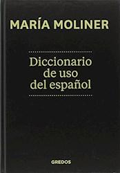 Libro Diccionario De Uso Del Espa/Ol