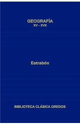 E-book Geografía. Libros XV-XVII