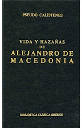 E-book Vida y hazañas de Alejandro de Macedonia