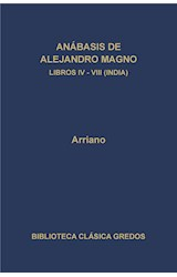 E-book Anábasis de Alejandro Magno. Libros IV-VIII (India)