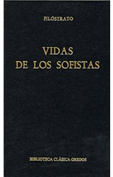 E-book Vidas de los sofistas