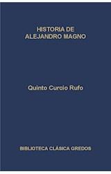 E-book Historia de Alejandro Magno