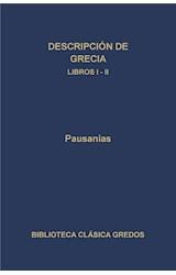 E-book Descripción de Grecia. Libros I-II