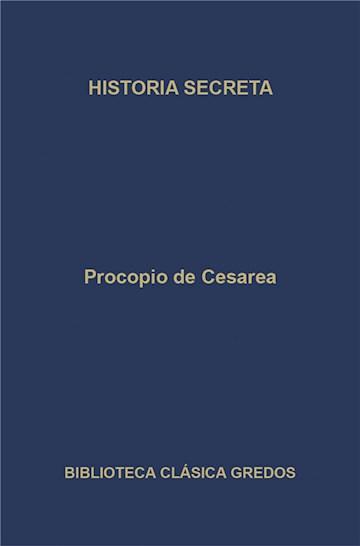 E-book Historia Secreta