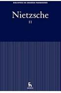 Papel NIETZCHE II (BIBLIOTECA DE GRANDES PENSADORES) (CARTONE)