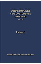 E-book Obras morales y de costumbres (Moralia) XII. Tratados antiepicúreos.