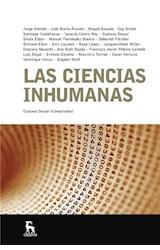 E-book Las ciencias inhumanas