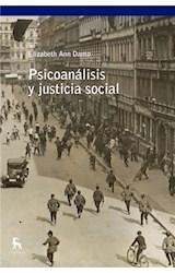 E-book Psicoanálisis y justicia social