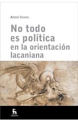 E-book No todo es política en la orientación lacaniana