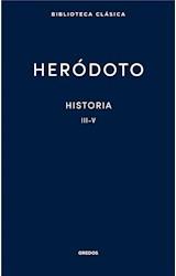 E-book Historia. Libros III-V