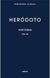 E-book Historia. Libros VIII-IX