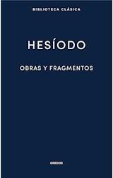 E-book Obras y fragmentos