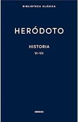 E-book Historia. Libros VI-VII