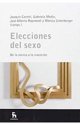 Papel ELECCIONES DEL SEXO