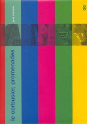 Papel Le Corbusier, Promenades