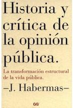 Papel HISTORIA Y CRITICA DE LA OPINION PUBLICA