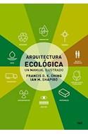 Papel ARQUITECTURA ECOLOGICA UN MANUAL ILUSTRADO